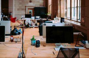 Skapa en bra kontorsmiljö